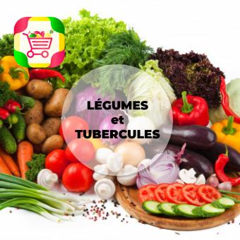 Les Légumes et tubercules