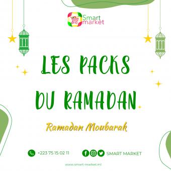 Pack Ramadan